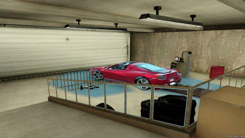 Скачать гараж для мта сервера