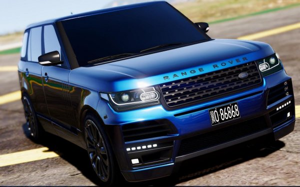 Land Rover Range Rover Startech [Add-On / Replace]